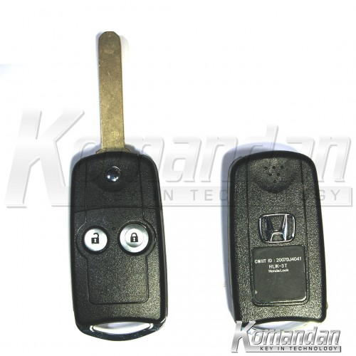 HONFRK01 - Flip Remote Key for Honda CRV, Year 2012 until 2014, 2.0L, 2 Button