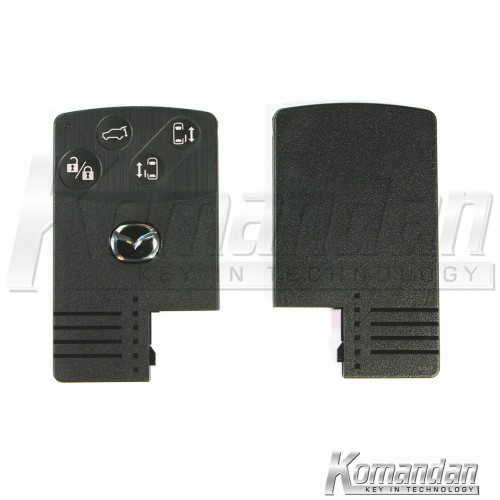 MAZSCK01 Smart Card Key Mazda 8 4B