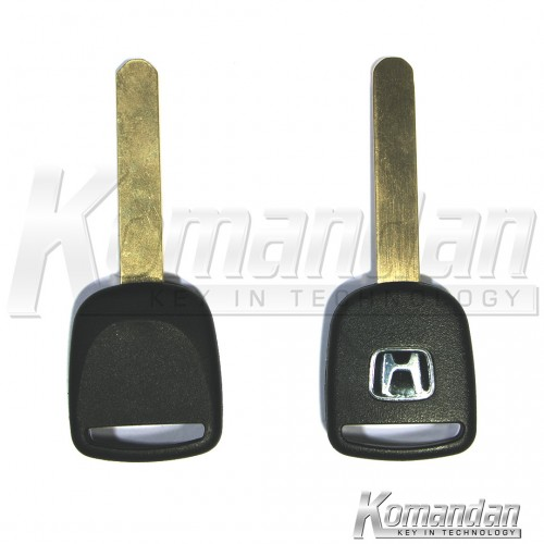 HONTKS01 - Transponder Key Shell - Honda 66, No Chip