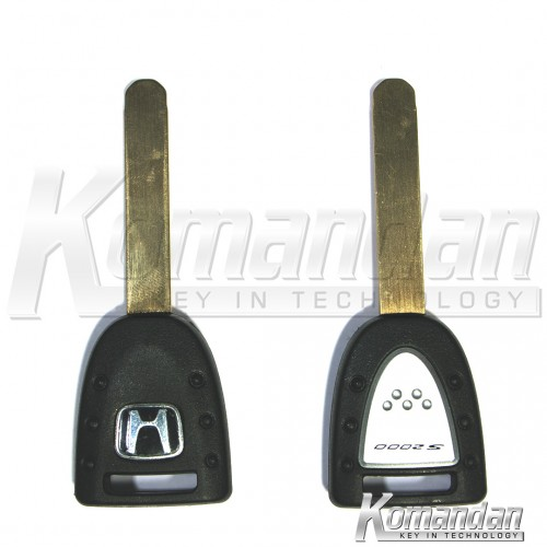 HONTKS02 - Transponder Key Shell - Honda 66, S2000 Alike, No Chip