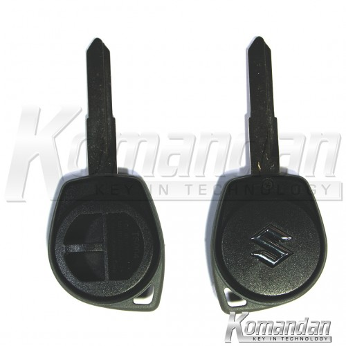 SUZKS003 Key Shell Suzuki Swift 2B