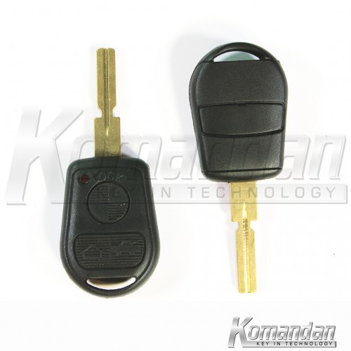 BMWKS003 Key Shell BMW HU58 3B old key shell