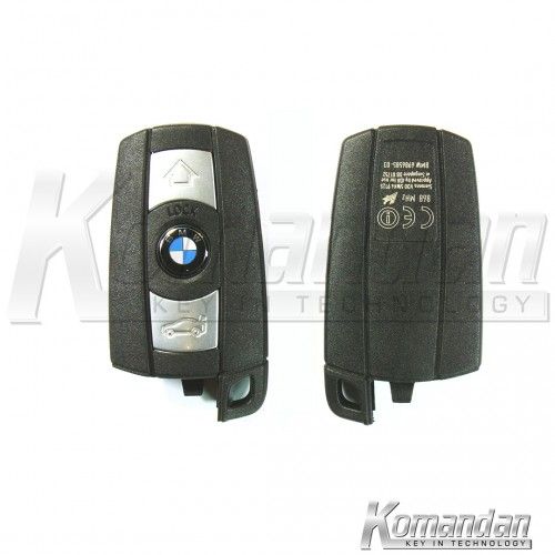 BMWRSK05 Remote Slot Key BMW CAS 3 3/5/6 Series 315mhz 3B
