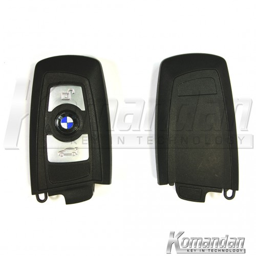 BMWSK001 Smart Key BMW CAS 4 F Series 315mhz 3B Black