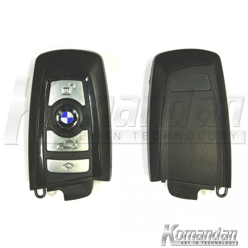 BMWSK002 Smart Key BMW CAS 4 F Series 434mhz 4B Black