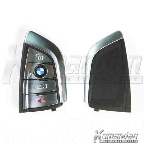 BMWSK004 Smart Key BMW F30 Silver