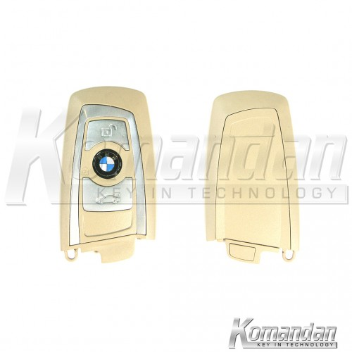 BMWSK005 Smart Key BMW F Series 3B Brown