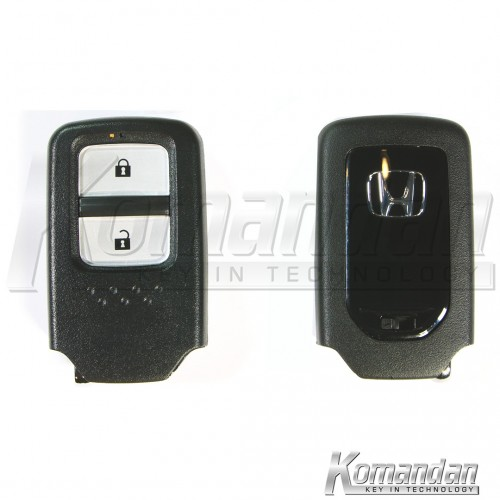 HONSK001 - Smart Key for Honda Jazz/ HRV, 434mhz, 2 Button