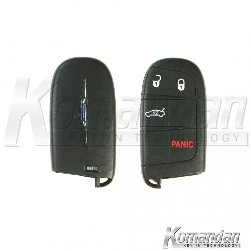 JEESK002 Smart Key Chrysler 300C 3+1B