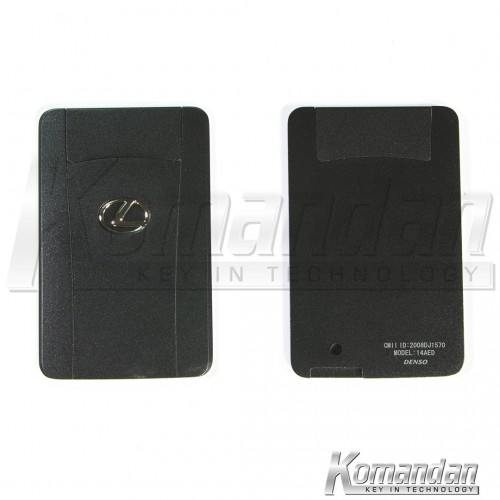 LEXSC001 Smart Card Key Lexus