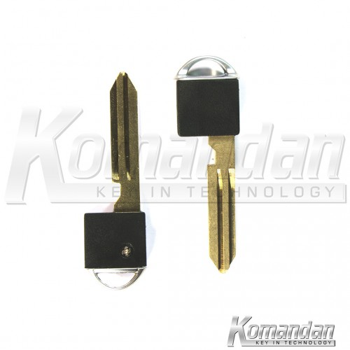 NISEK001 Emergency Key Nissan NSN 14 (for oval)