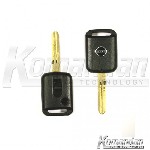 NISKS001 Key Shell Nissan 3B