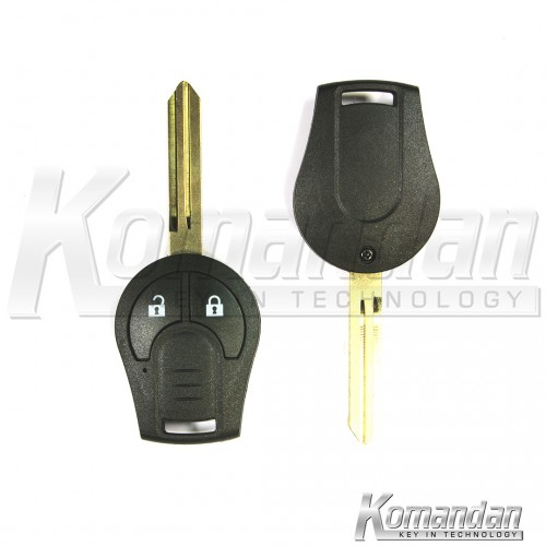 NISKS002 Key Shell Nissan 2B