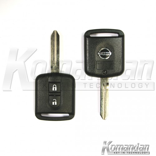 NISRK003 Remote Key Nissan 2B Big